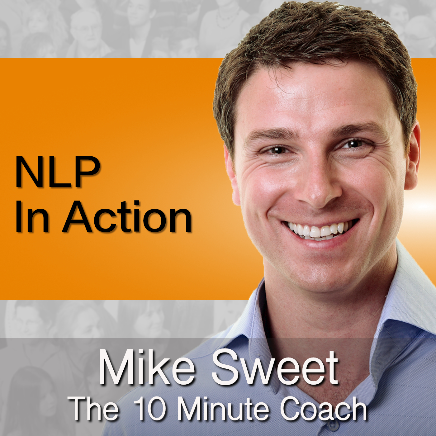 10 Minute NLP Coach Podcast Image