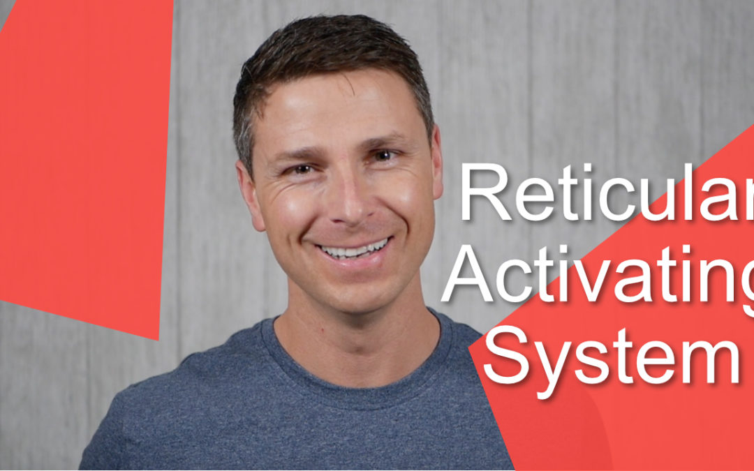 004 – Getting What You Want – Reticular Activating System