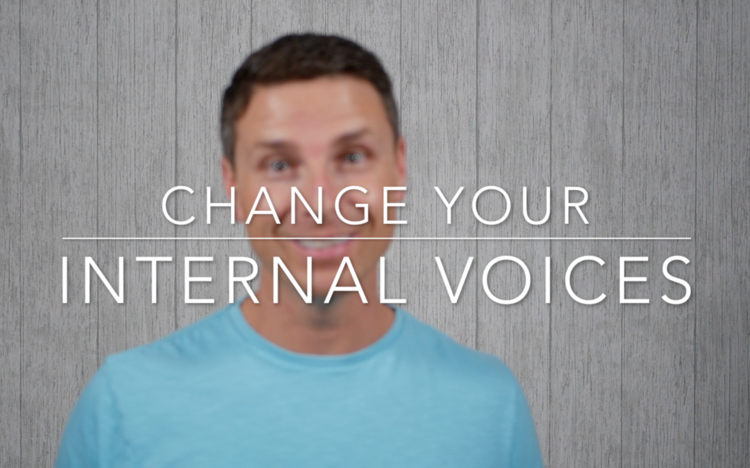 012 – Managing Your Internal Voices With Sub Modalities