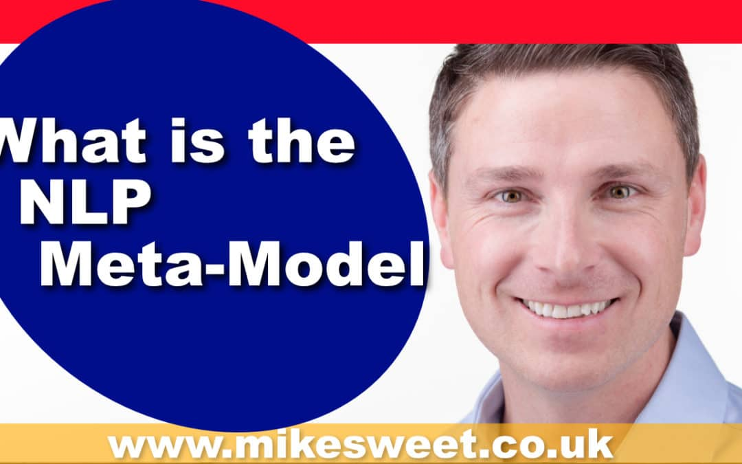 019 – What Is the NLP Meta Model
